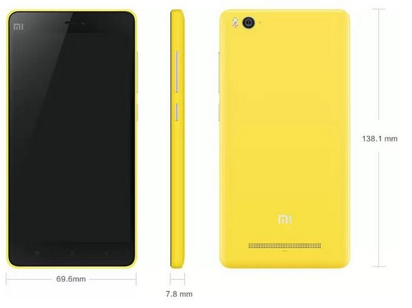 Xiaomi Mi 4i-0