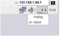 Son choisir HDMI-Casque