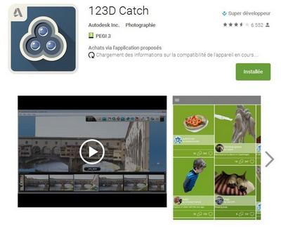 123D Catch