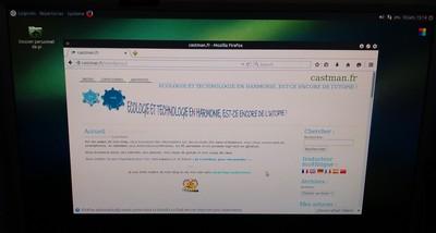 UnbuntuMateInternet