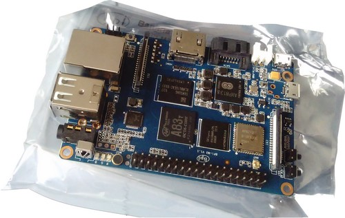 Banana Pi M3 face avantDéballage001