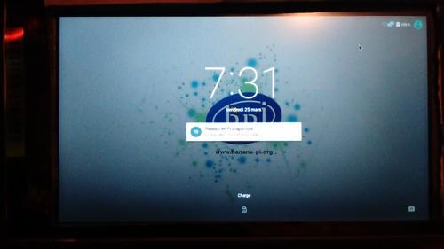 M3 Veille Android au démarrage