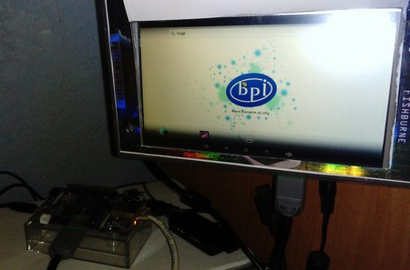 M3 sur écran HDMI 7 p