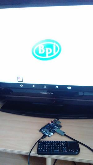 M3 sur TV HDMI