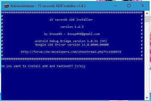 M3 télécharger ADB 007