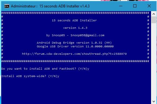 M3 télécharger ADB 008
