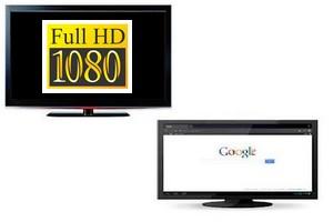 TV ou écran VGA