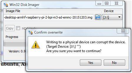 M3 partie5-Ubuntu Mate Win23DdiskImager06