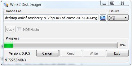 M3 partie5-Ubuntu Mate Win23DdiskImager07