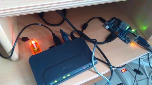 M3 partie5-Ubuntu Mate 16.04 Ma solution HubA