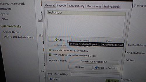 M3 partie5-Ubuntu Mate15.10 Control Center Clavier1