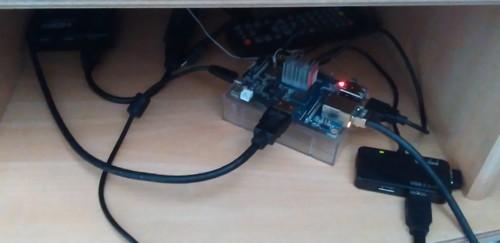 M3 partie5-Ubuntu Mate15.10 sur TV