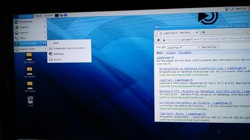 Banana Pi M3 Debian 8 jessie