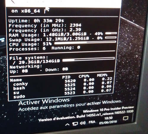 Bash ubuntuWin10-00