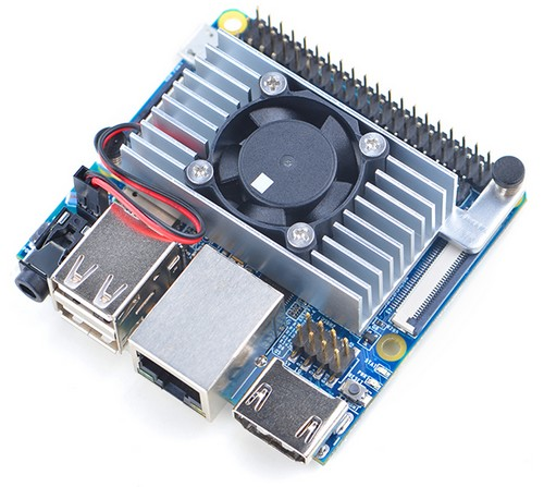 nanoPi M3 Kit refroidissement