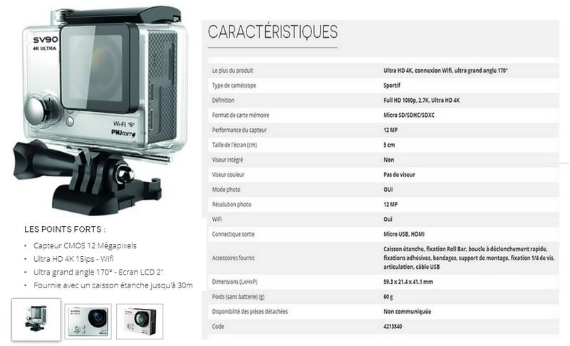 camera-sport-pnjcom-sv900-infos