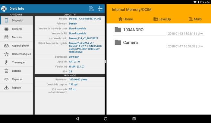 Multi Fenetre Android Of Comment Activer Le Mode Multi Fen Tres Partir D